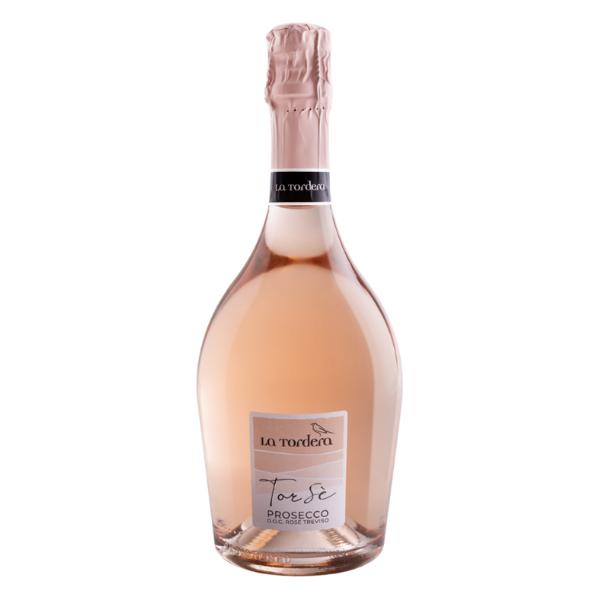 Prosecco DOC Treviso Rosè Brut Torsè 2020