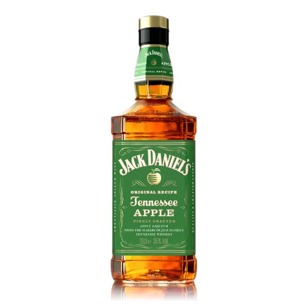 Jack Daniel's Tennessee Apple (70 cl)