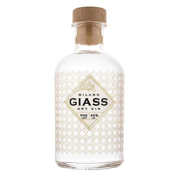 GIASS London dry gin (70 cl)