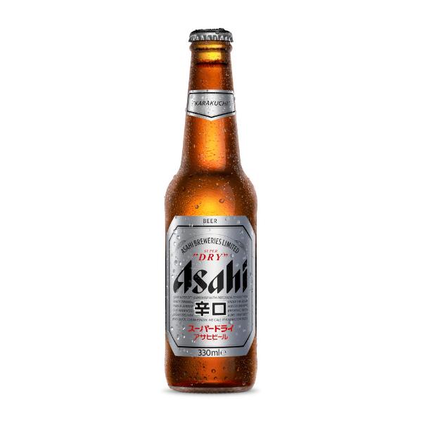 Asahi Super Dry (33 cl)