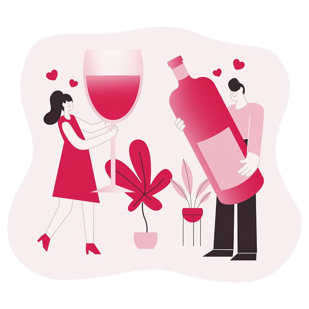 Scelta vino